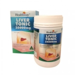 Healthway Liver Tonic 35000 mg บำรุงตับ ดีท๊อกตับ ล้างสารพิษในตับ