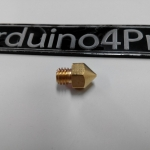 0.5mm 3D printer extruder nozzle