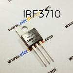 IRF3710 POWER MOSFET N-CH 100V/57A