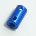 Aluminum Coupling (6.35x8x25 mm)