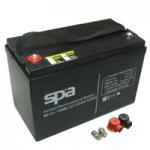 Battery 12V.100 AH For Backup (ค่าจัดส่งกรุณาติดต่อก่อนสั่งซื้อ)