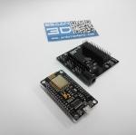 NodeMcu V3 CH340 Lua WIFI ESP8266 IoT + Base plate