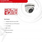 DS-2CE56D0T-IRM HD1080P IR Turret Camera 3.6mm.,6mm