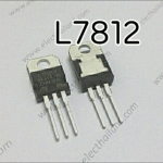 7812 VOLTAGE REGULATORS