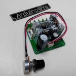 15A DC Motor Speed Controller Pulse Width DC 12V 24V 36V 48V 1000W