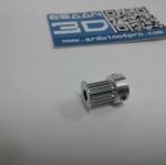 Timing Pulley 16 Teeth for width 10mm belt (ใส่แกน 5mm)