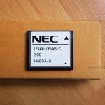 IP4WW-CFVMS-C1 (VRS/15H In-Mail CF Card)