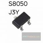 S8050 J3Y HY3D NPN-SMD