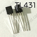 TL431 linear regulator adjustable