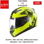 LS2 FF352 Rookie Fan Hi-Vis Yellow