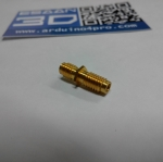 Copper Hotend M6*20MM Nozzle Throat for Reprap Ultimaker 3mm 3D Printer
