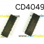 CD4049 Buffers & Line Drivers DIP16