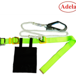เข็มขัดนิรภัย Safety Belt Large Hook Adela Rope Lanyard