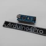 Arduino Nano 3.0 Mini USB ใช้ชิฟ CH340G (ไม่มีสาย Mini USB)