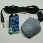 Heart Rate Finger Pulse Sensor
