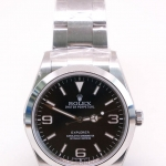 Rolex Explorer I 39mm Noob A2836