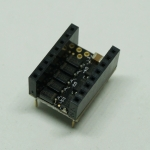 Stepper motor drive filters