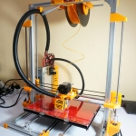 """เครื่องพิมพ์สามมิติ 3D printer """"MetaBotz 2330"""" รับประกัน 1 ปี"""