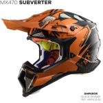 MX470 SUBVERTER EMPEROR BLACK ORANGE