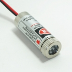 Cross Laser diode 5mW (650nm)