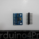 GY-291 I2C digital three-axis acceleration of gravity tilt module (ADXL345)