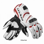Rev'it JEREZ PRO White-Red