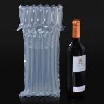 กันกระแทกขวดแก้วขวดไวน์(ขวดอ้วนกว่าปกติ) เป่าลม ขนาด 9.5x17 นิ้ว (24x43 cm) ขวดสูงไม่เกิน 37CM