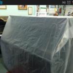 ถุงพลาสติกขนาดใหญ่ 90x60 (ปากถุงกว้าง 2.25เมตร ยาว 1.5เมตร)