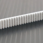Steel core timing belt width 6mm สีขาว (เมตรละ 75 บาท)