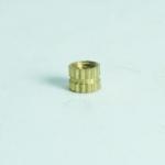 M4x4x5mm copper insert nuts