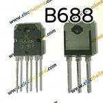 B688 PNP TRANSISTOR -120V/-8A