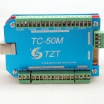 TC50M 50KHz 6 axis CNC USB broad for Mach 3