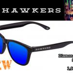 Hawkers Diamond Black Sky-One (O-05)