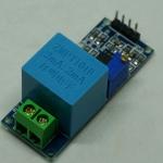 Single phase AC voltage sensor