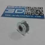 Wheel Pulley 20 teeth for width 6mm belt (ใส่แกน 5mm)