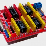 3D Printer Control shield v3