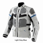 Rev'it Cayenne Pro Light-Grey-Blue