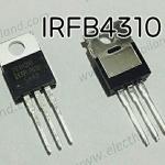 IRFB4310 N Mosfet 100V/127A 250W