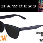 Hawkers Carbon Black Dark One (O-01)