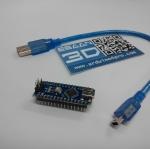 Arduino Nano 3.0 Mini USB ใช้ชิฟ CH340G พร้อมสาย USB