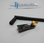 nRF24L01 2.4GHz wireless modules with antenna