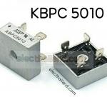 KBPC5010 Diode Rectifier 50A 1000V