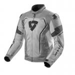 Rev'it Vertex Air Light Grey Black