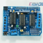 L293D Multi-Motor Driver Shield