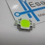 10W High power LED แสงสีเขียว แรงดัน 9-10V อัตราความสว่าง 450-540LM
