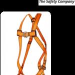 เข็มขัดนิรภัย Super light Harness MSA GB National Standard