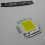 30W High power LED แสงขาว แรงดัน 27 -30V อัตราความสว่าง 2600LM