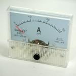 Analog panel ampmeter 30 ADC