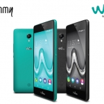 Wiko Tommy 5.0''HD QC1.3+2GB 8mp+5mp(สี TURE BLACK,BLEEN)