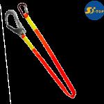 เชือกช่วยชีวิต Webbing Lanyard Aluminum Large Hook